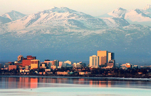 Work and Travel Анкоридж (Anchorage)