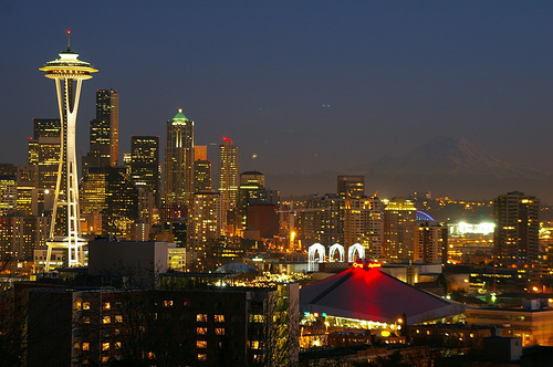 Work and Travel Сиэтл (Seattle)