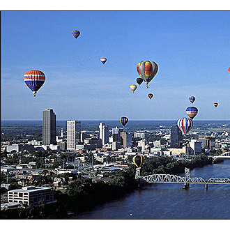 Work and Travel Литл Рок (Little Rock)
