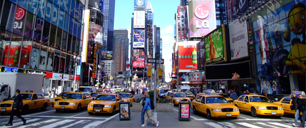 Work and Travel Где побывать? New York.
