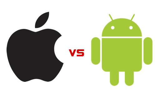 Work and Travel Apple vs Samsung